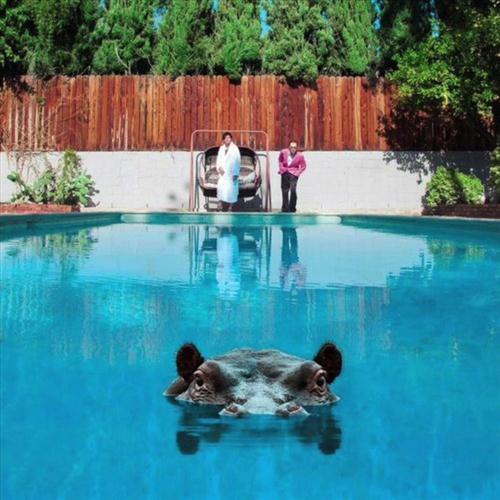 Sparks Hippopotamus cover art