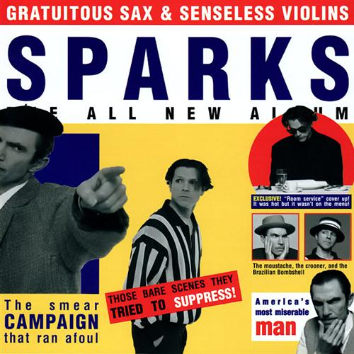 """Sparks When Do I Get To Sing """"My Way"""" cover art"""