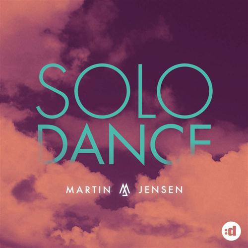 Martin Jensen Solo Dance cover art