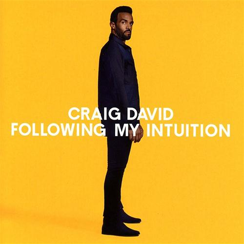 Craig David All We Needed cover art