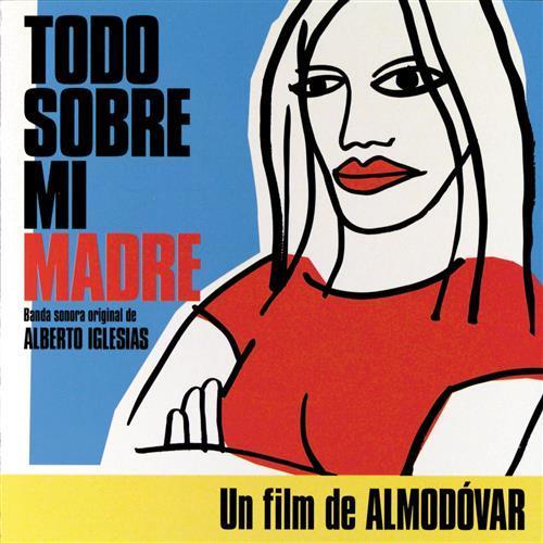 """Alberto Iglesias Otra Vez Huyendo Y Sin Despedirme (from """"Todo Sobre Mi Madre"""") cover art"""