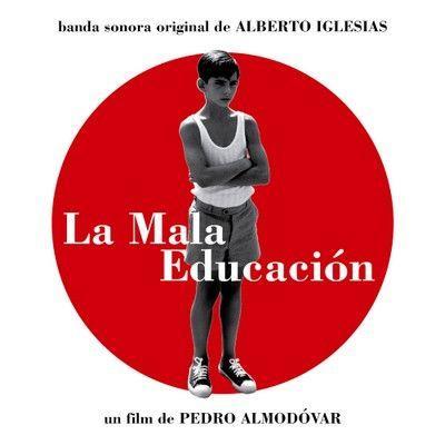 """Alberto Iglesias Puerta Final (from """"La Mala Educación"""") cover art"""