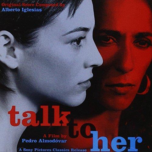 "Alberto Iglesias El Grito (from ""Talk To Her"") cover art"