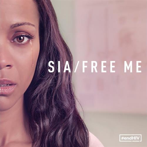 Sia Free Me cover art