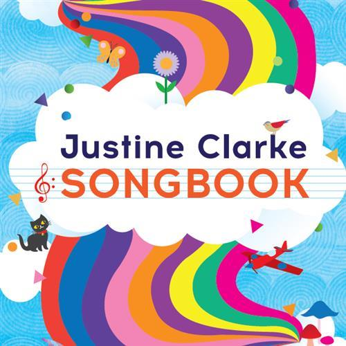 Justine Clarke Great Big World cover art
