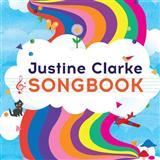 Justine Clarke Great Big World cover art