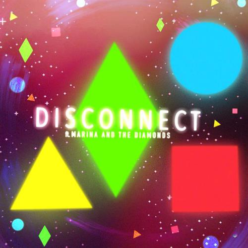 Clean Bandit Disconnect (feat. Marina & The Diamonds) cover art