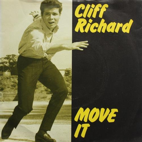 Cliff Richard & The Drifters Move It cover art
