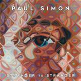 Paul Simon The Riverbank cover kunst