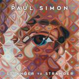 Paul Simon In The Garden Of Edie cover art