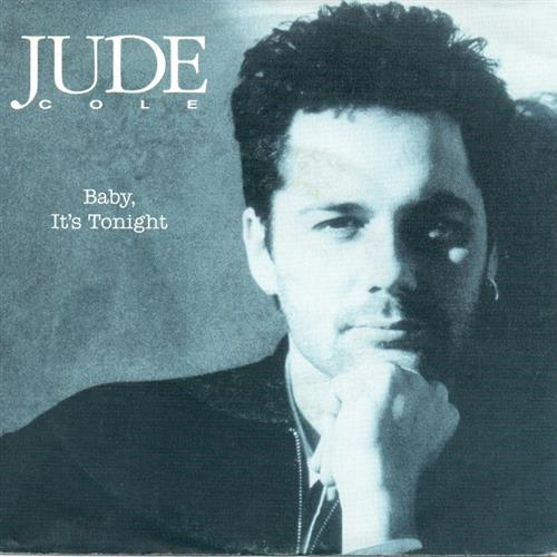 Jude Cole Baby, It's Tonight cover art