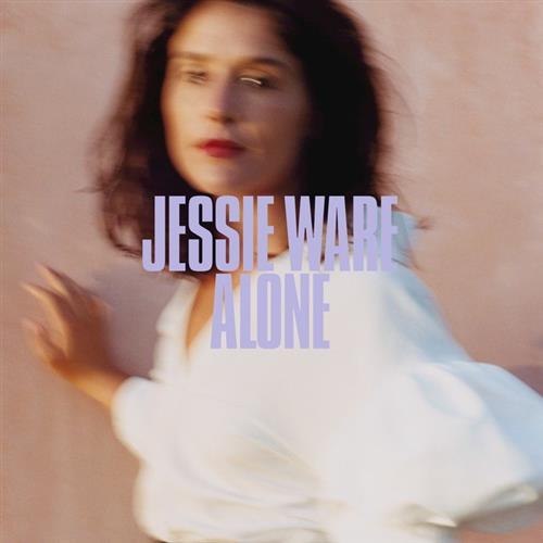 Jessie Ware Alone cover art