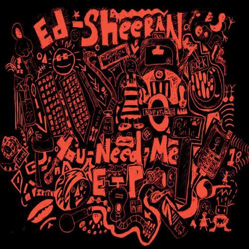 Ed Sheeran So cover art