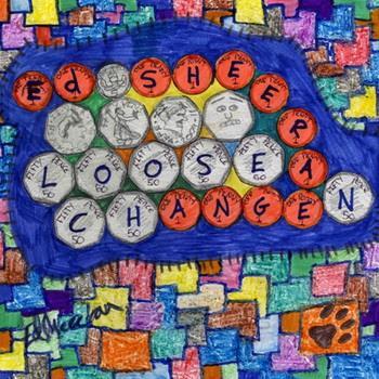 Ed Sheeran Sofa cover art
