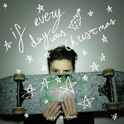 Cruz Beckham If Every Day Was Christmas cover art