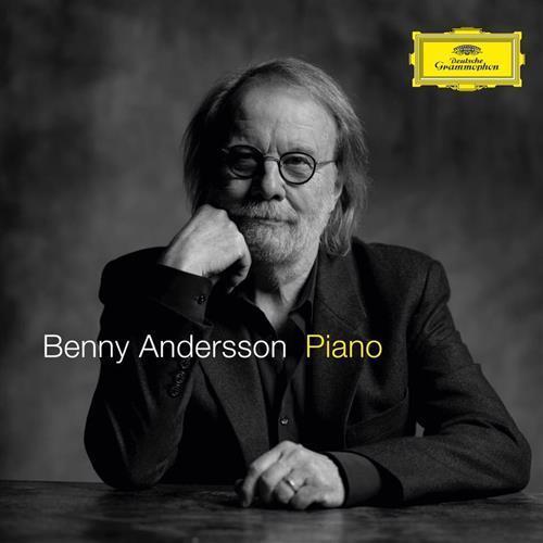 Benny Andersson I Wonder cover art
