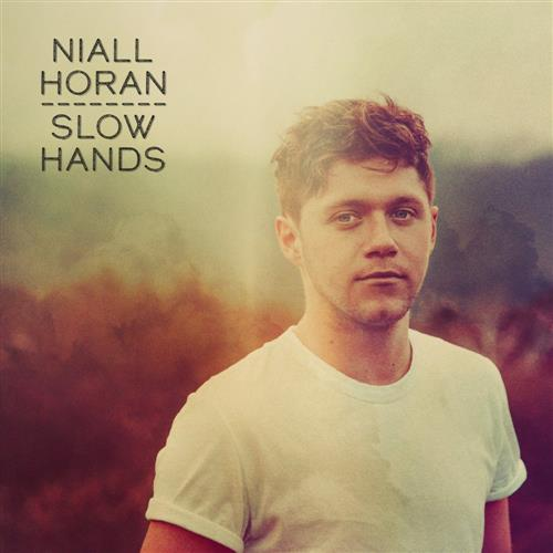 Niall Horan Slow Hands cover art