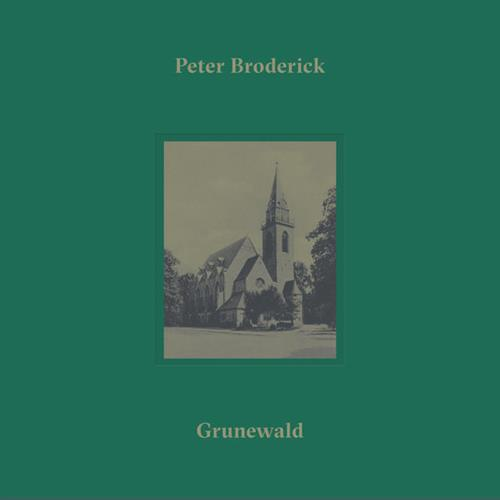 Peter Broderick Low Light cover art