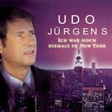 Udo Jurgens Ich War Noch Niemals In New York cover art