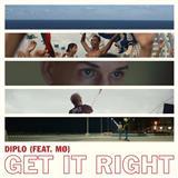 Diplo Get It Right (featuring MO) l'art de couverture