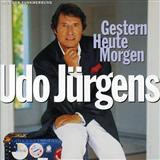 Udo Jürgens Gestern - Heute - Morgen cover art