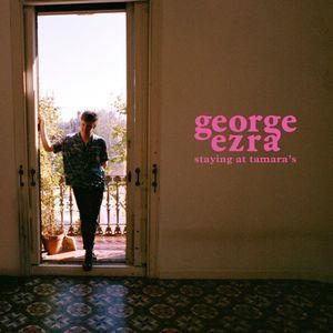 George Ezra Don't Matter Now cover art