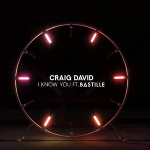 Craig David I Know You (feat. Bastille) cover art