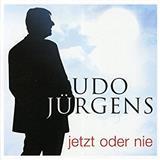 Udo Jürgens Jetzt Oder Nie arte de la cubierta