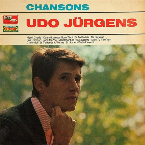 Udo Jürgens Merci Cherie cover art