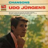 Udo Jurgens Merci Cherie l'art de couverture