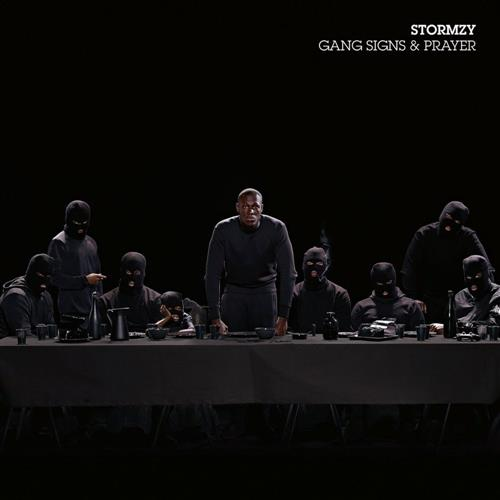 Stormzy Big For Your Boots cover art
