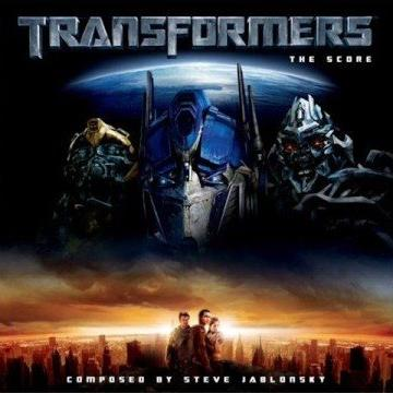 Steve Jablonsky Transformers - Arrival To Earth cover art