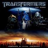 Steve Jablonsky Transformers - Arrival To Earth l'art de couverture