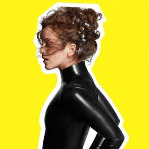 Rae Morris Someone Out There cover art