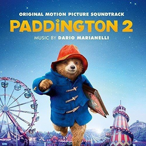 "Dario Marianelli The Pop-Up Book (From The Motion Picture ""Paddington 2"") cover art"