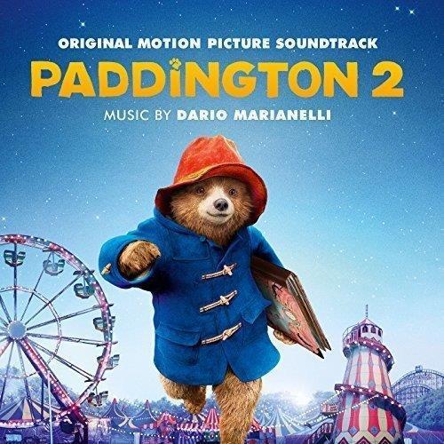 """Dario Marianelli Escape Waltz (From The Motion Picture """"Paddington 2"""") cover art"""
