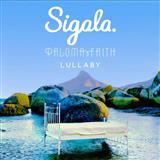 Sigala Lullaby (featuring Paloma Faith) cover art