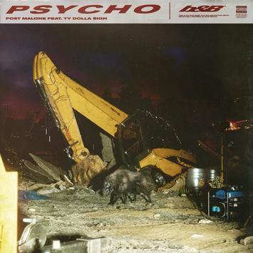 Post Malone Psycho (feat. Ty Dolla $ign) cover art