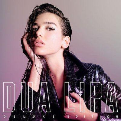 Dua Lipa IDGAF cover art