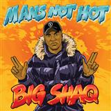 Big Shaq Man's Not Hot arte de la cubierta