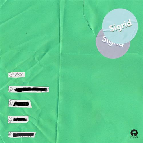 Sigrid Raw cover art