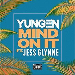 Yungen Mind On It (feat. Jess Glynne) cover art