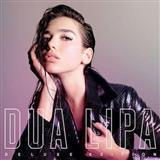 Dua Lipa IDGAF cover art