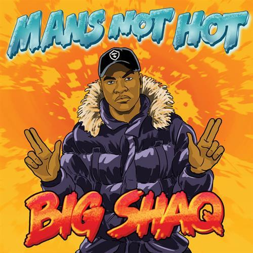 Big Shaq Man's Not Hot cover art