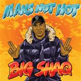 Big Shaq Man's Not Hot cover kunst