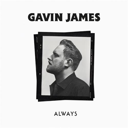 Gavin James Always cover art