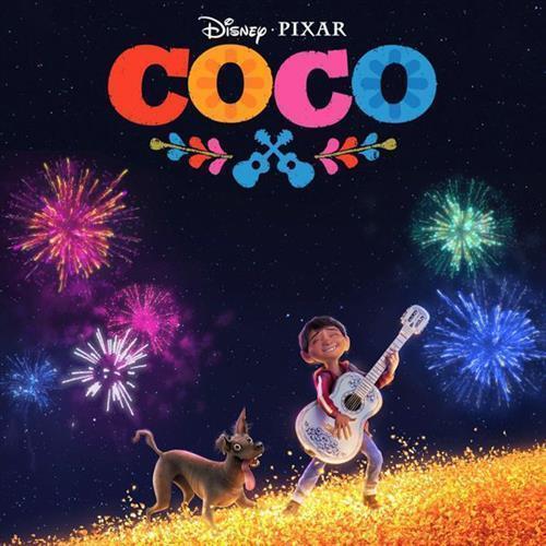 Adrian Molina Un Poco Loco (from 'Coco') cover art