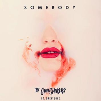 The Chainsmokers Somebody cover art