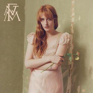 Florence + The Machine Hunger cover art