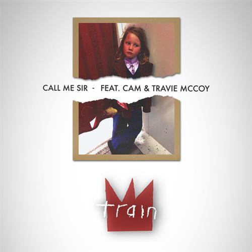 Train Call Me Sir cover art